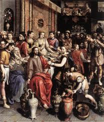 « Il manifesta sa gloire, et ses disciples crurent en lui »  dans Spiritualité Cana1